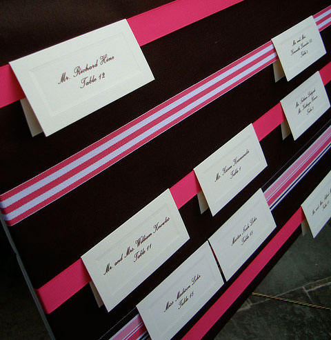 Printed Place Cards by kwpierpont