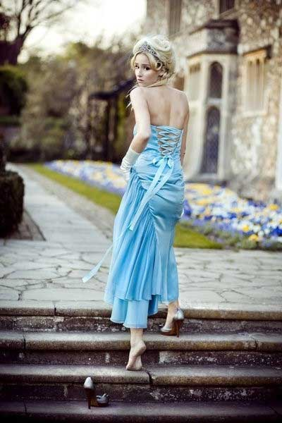 Light Blue Wedding Dress by Wedding Dresses 2011 - Flickr