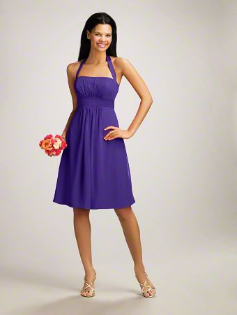 Alfred Angelo 7106S Purple