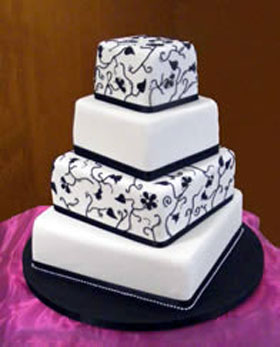 Cakes by Catherine Scott - Lillia