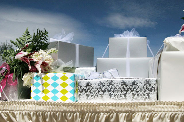 Wedding Table Gift Ideas Uk : ... you most likely didn t know you could register for your wedding