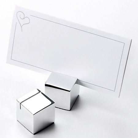 Square Place Card Holders
