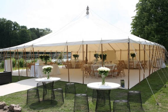 Wedding Pole Marqees Tents