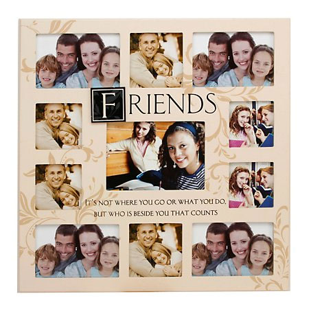 Friends Collage Photo Frame