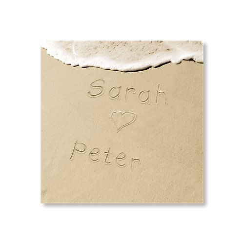 When To Send Out Wedding Invitations For Destination Wedding: Beach Wedding Invitations For Destination Brides