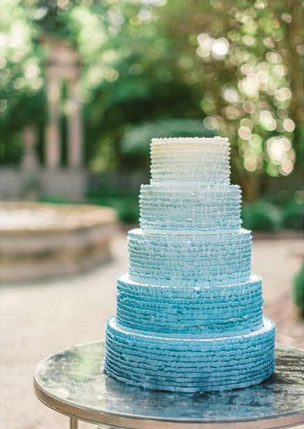 Wedding Colour Inspiration: Oh-So-Hue Blue - B&G Blog