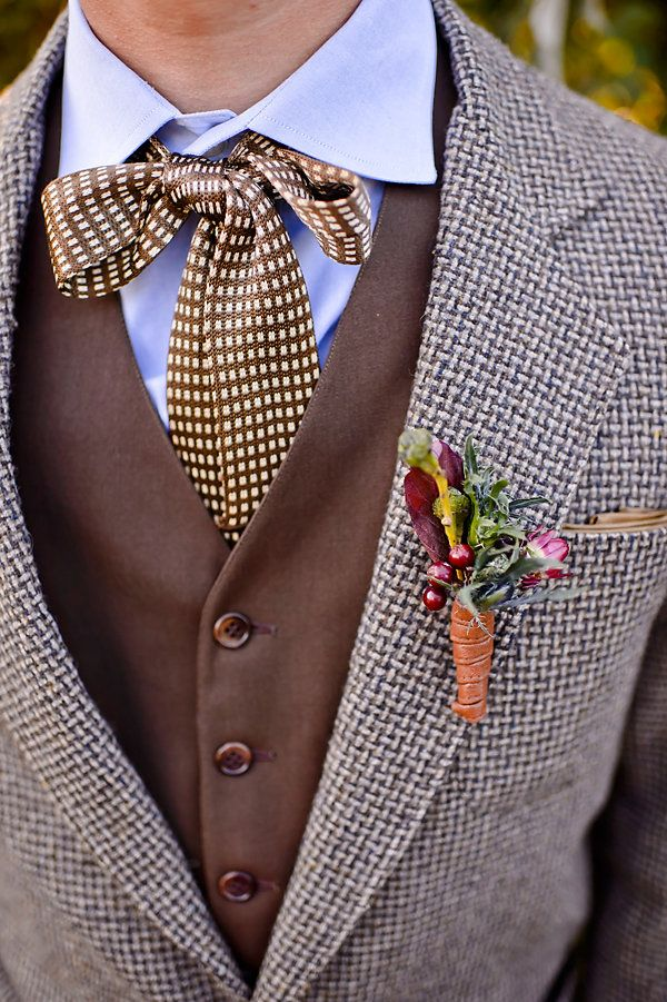 tweed autumn attire