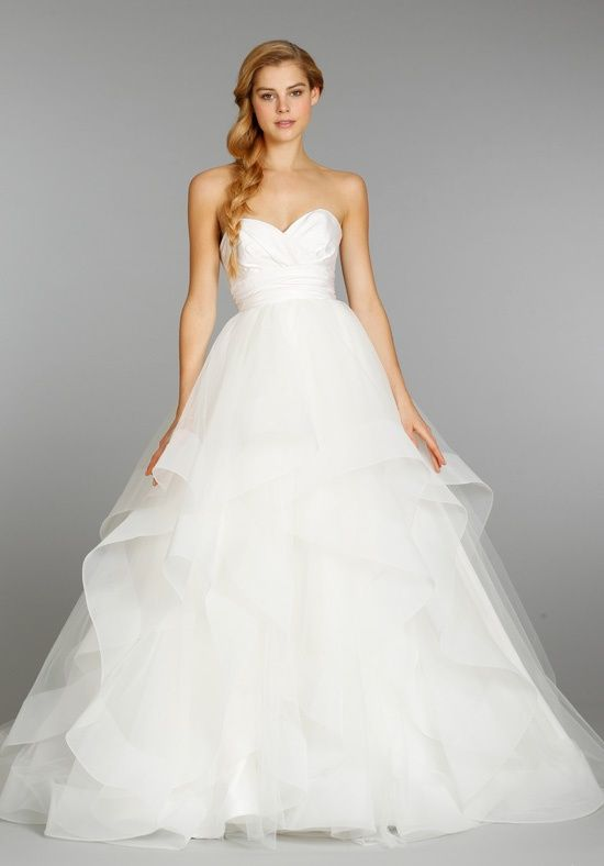Example Ball Gown Wedding Dress