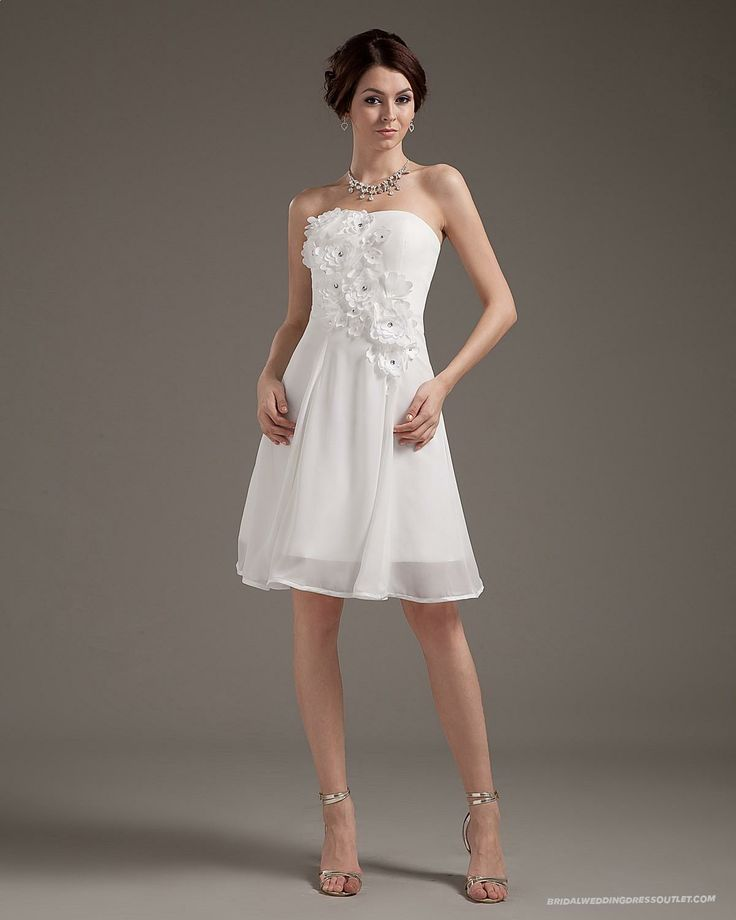 White Wedding Dress Mini: How To Choose Your Perfect Wedding Dress 101: Learn The Style