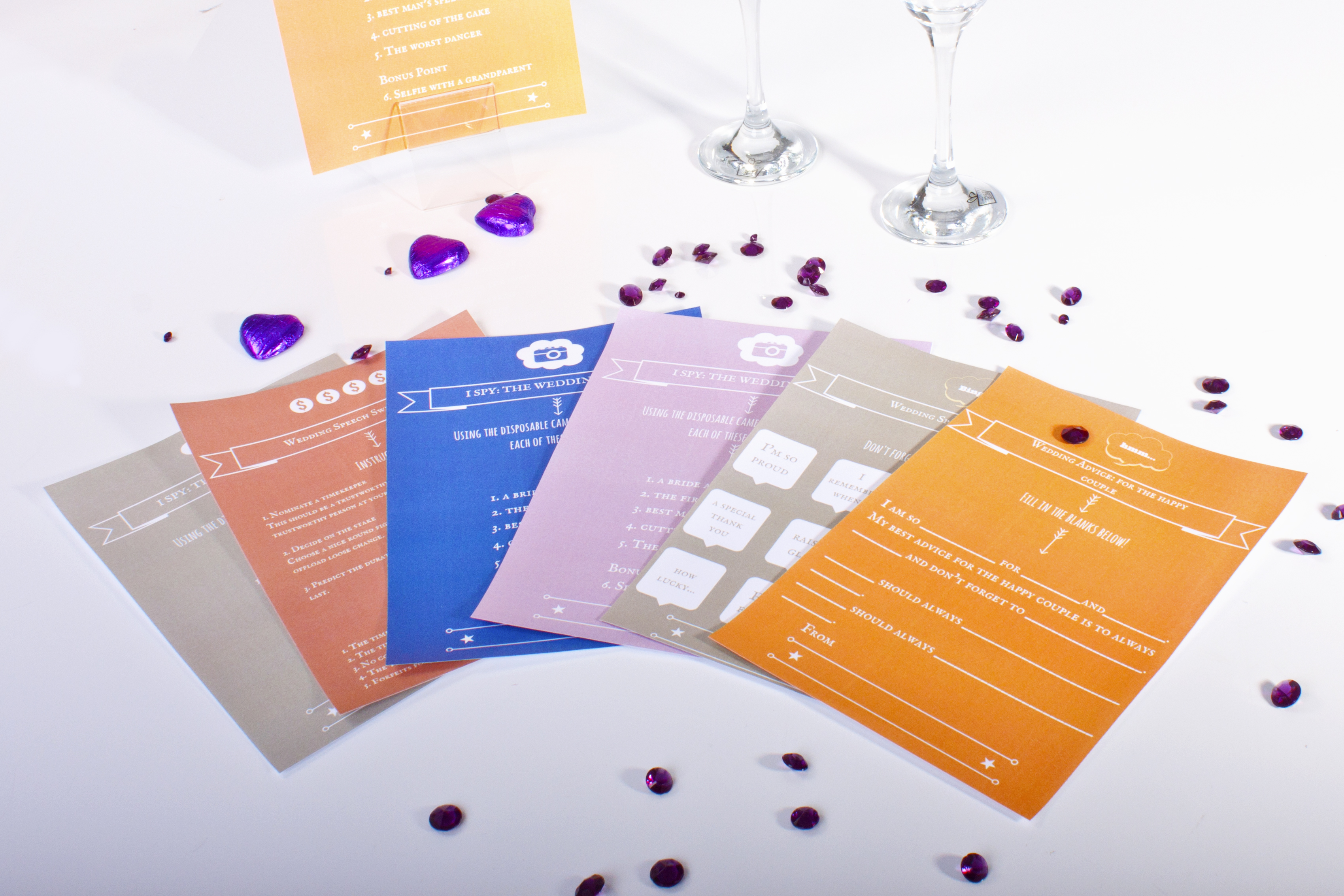 4 Wedding Games To Make Your Wedding Reception More Fun For Free