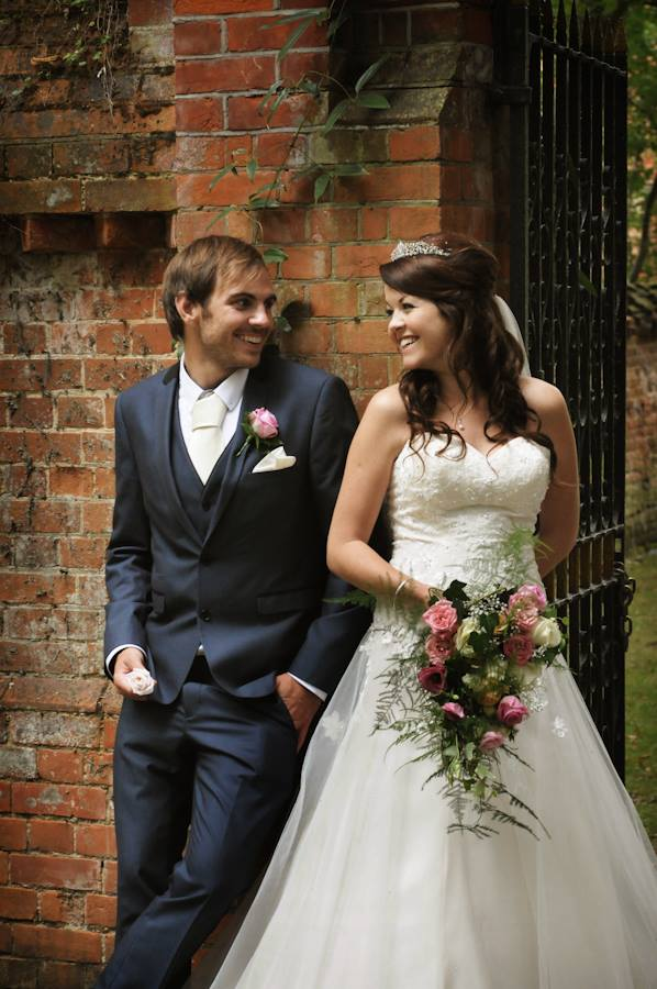 Real Wedding: Emma & Jamie Withrington