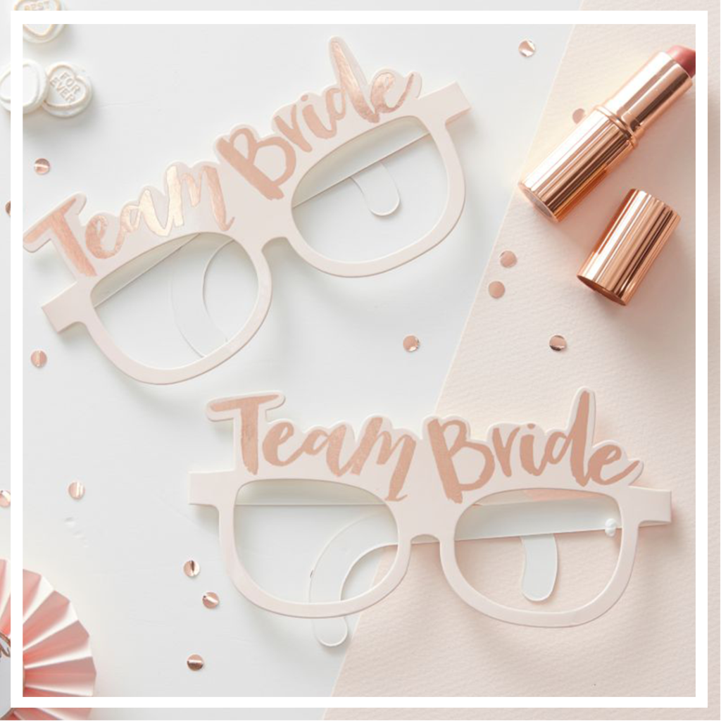 #TeamBride – The only Hen Do accessories you need