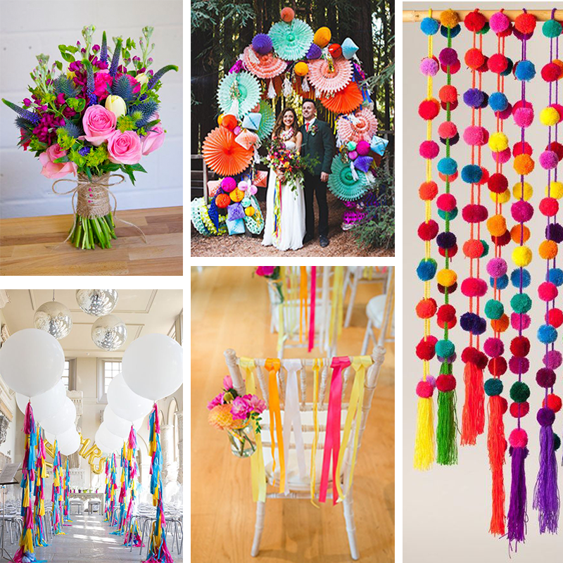 Bright Wedding Inspiration