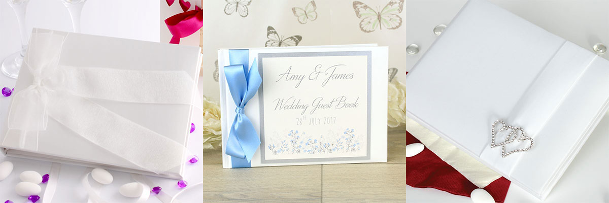 A Bride's Guide To Wedding Guest Books