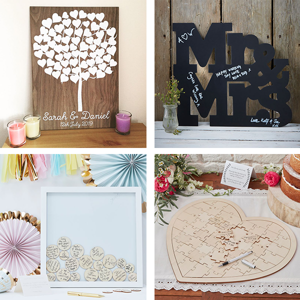 Your wedding guestbook guide