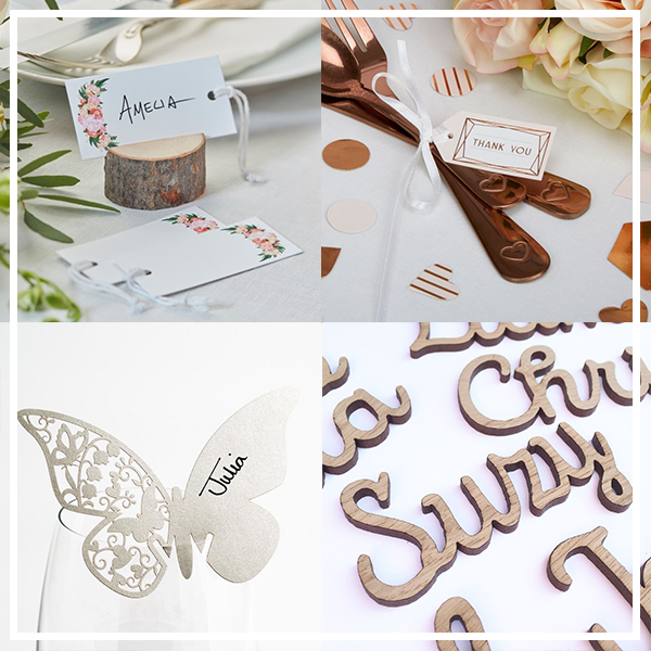 The finishing touches for your big day