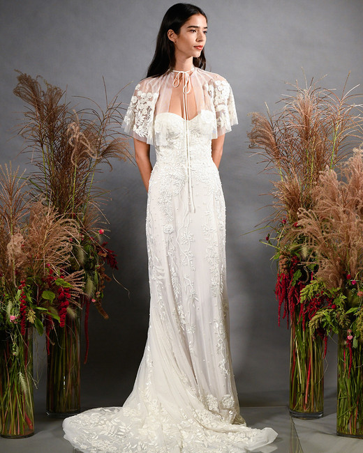 Hermione De Paula 2019 Bridal Collection