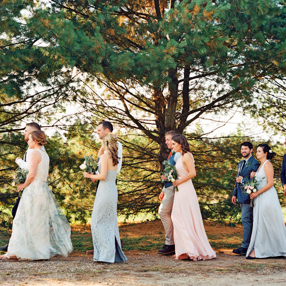 Groom Processional Songs: Who Walks In What Order?!