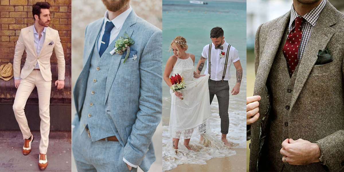 Wedding Suit Guide for Men