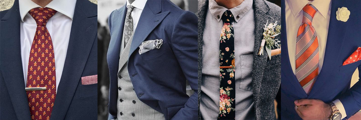 The perfect wedding day accessories for the groom