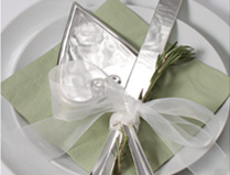 Wedding Cake Server Sets