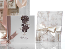 Brown & Neutral Invitations