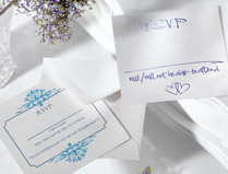Wedding RSVP Reply Cards