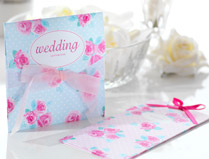 Flower Wedding Invitations