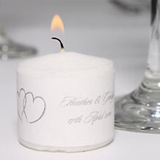Personalised Wedding Matchbooks, Match Boxes & Candles